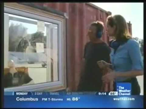 Stanek Protector Impact Window Review by The Weather Channel