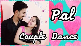 Pal Couple Dance | Jalebi | Amisha Modha Choreography Feat Priyanka And Ankit