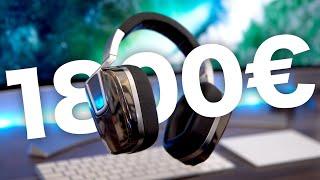 Wie gut sind 1800€ Kopfhörer? Ultrasone Edition 8 EX REVIEW! - felixba