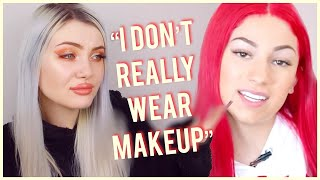 Testing Bhad Bhabie's Makeup Line CopyCat Beauty