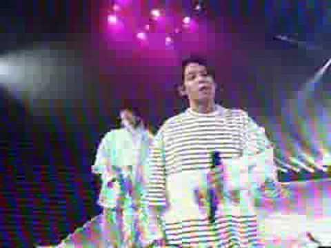 H.O.T Haengbok Performance - angry Woohyuk
