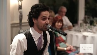 """THE BEST BEST MAN'S SPEECH EVER!"" - by Daniel Buccheri"