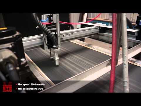 Linear Robotics Automate 2015