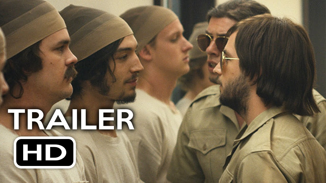 The Stanford Prison Experiment (2015) Трейлър