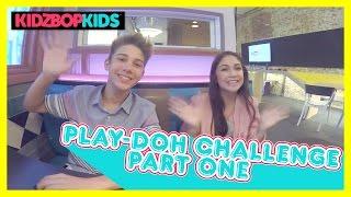 KIDZ BOP Kids - Play-Doh Challenge - Part 1