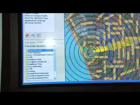 2010 NRPA Trade Show - Effective Chemical Emergency Management Technology