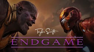 Avengers Endgame - Taylor Swift and Future