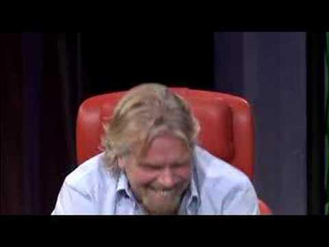 Richard Branson in TED / Dyslexic / ADHD / ADD