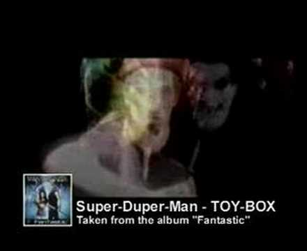 Toy-Box - Super Duper Man