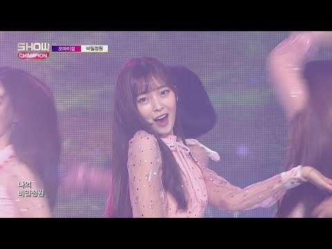 Show Champion EP.251 OH MY GIRL - Secret Garden [오마이걸 - 비밀정원]