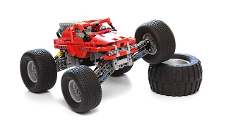 42005 Monster Truck - MOD
