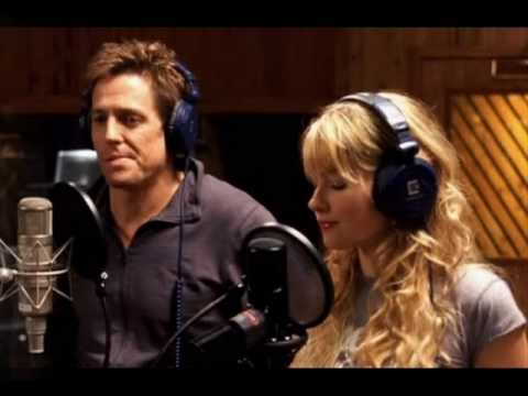 Hugh Grant & Haley Bennett - Way Back Into Love with lyrics