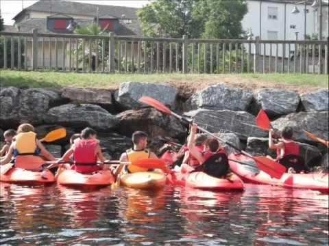 Campamentos de verano Bierzo Natura S.L. 2.012