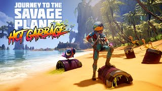 Hot Garbage Announce Trailer preview image