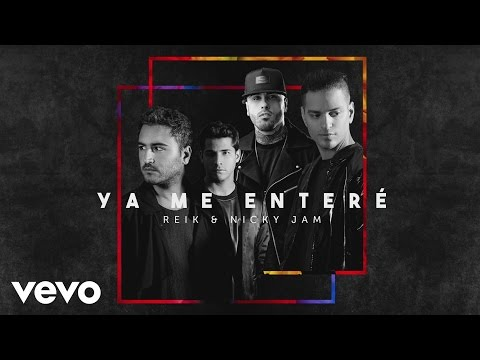 Ya Me Enteré (feat. Nicky Jam) (Urban Version)