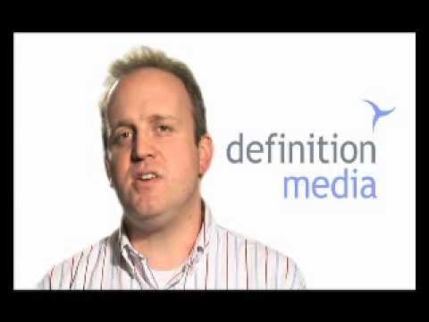 Martin Phillis of Definition Media