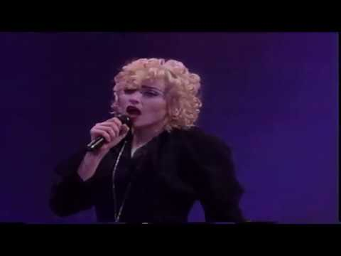 Madonna Queen Of Pop- Like A Prayer (Live From Paris)