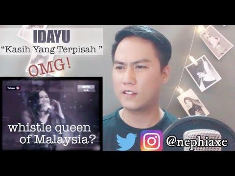 Idayu - Kasih Yang Terpisah | REACTION