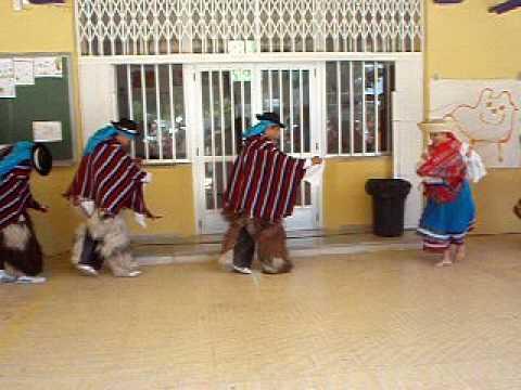 Grupo de Danza AMERICAMANTA (cayambeñas)