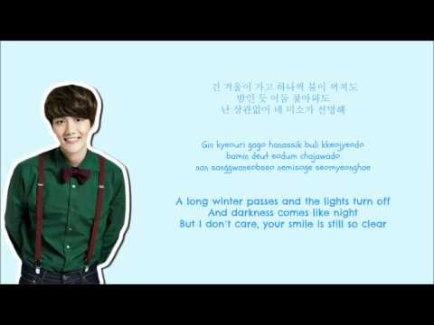 EXO - December,2014 (The Winter's Tale) Lyrics (Color Coded Hangul/Rom/Eng)