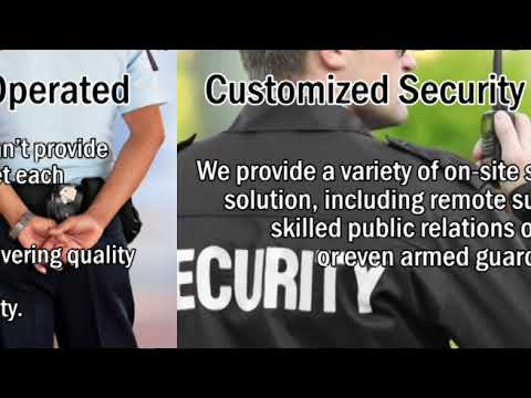 Security Guard Company in Denver - Twin City Security
