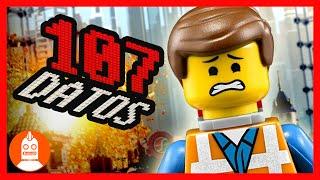 107 Datos De La Gran Aventura LEGO Que DEBES Saber (Atómico #41) en Átomo Network