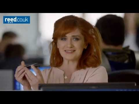 Battle Cry - Rachel | Official reed.co.uk TV ad 2016 | Logo
