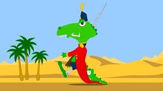 Ah les crocodiles - Comptines et chansons pour enfants