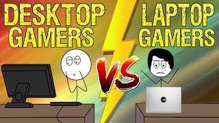 Desktop Gamers Vs Laptop Gamers - Part 1 | Tech Pathagar