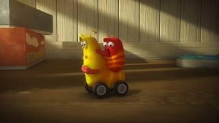 LARVA - LAR-VENGERS | Cartoon Movie | Cartoons For Children | Larva Cartoon | LARVA Official