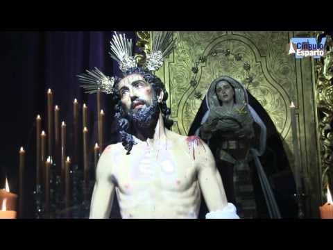 Besapiés de Nuestro Padre Jesús Despojado de sus Vestiduras