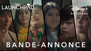 Disney's launchpad :  bande-annonce VOST