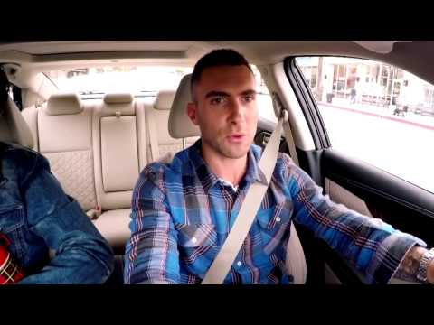 The Voice 2015 | Nissan Presents: Adam and Blake Commute to Work
