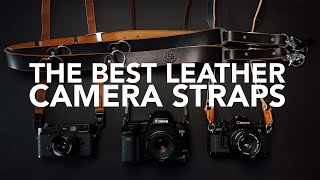 Best Leather Camera Straps for 2020