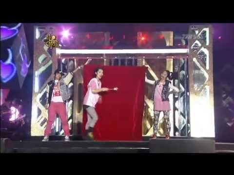 091229 F(x) ft Donghae & Shindong - Chu~