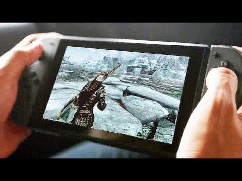 NINTENDO SWITCH - La nouvelle console de Nintendo ! - YouTube