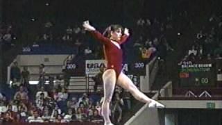 OKSANA CHUSOVITINA - 21 - BEAM 1997 - VOB
