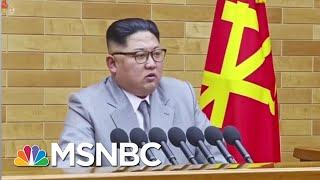 US Officials Wary As President Trump Praises North Korea | The Last Word | MSNBC