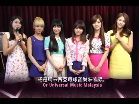 2013 Asia Super Showcase in Malaysia - AOA