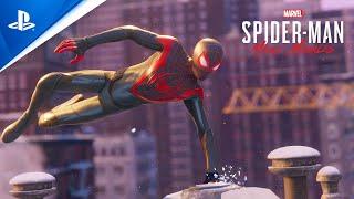 Marvel's spider-man: miles morales :  bande-annonce VF