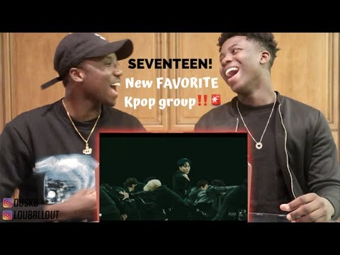 FIRST TIME REACTING TO SEVENTEEN!!!!