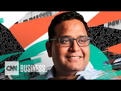 He wants to bring a billion people to digital payments in India.