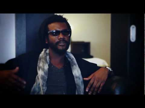 Gary Clark Jr. - Interview with Freshmilk.TV