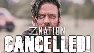 Z Nation Cancelled By Syfy!