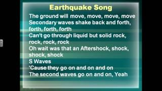 Earthquake Song