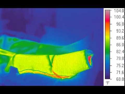 Foot Heating Wrap