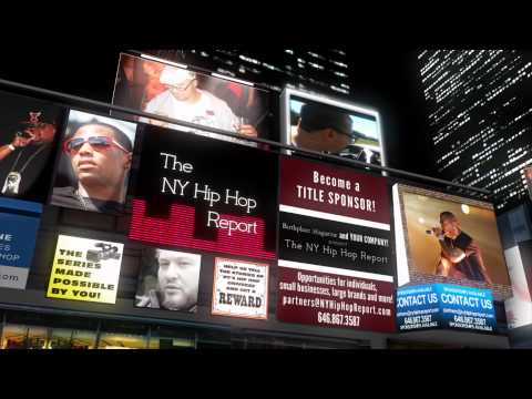 The NY Hip Hop Report (Trailer/Teaser - Short)