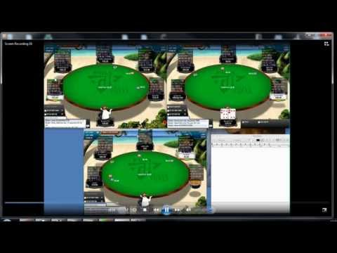 Outstanding Poker Training Video #233 - Sweat Session (Part 2)