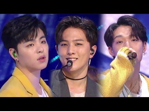 《EMOTIONAL》 iKON(아이콘) - LOVE SCENARIO(사랑을 했다) @인기가요 Inkigayo 20180225