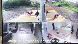 Vraćajući se s posla, zatekao je lopove kako mu pljačkaju kuću. Ono što im je uradio NE VIĐA SE NI NA FILMOVIMA!